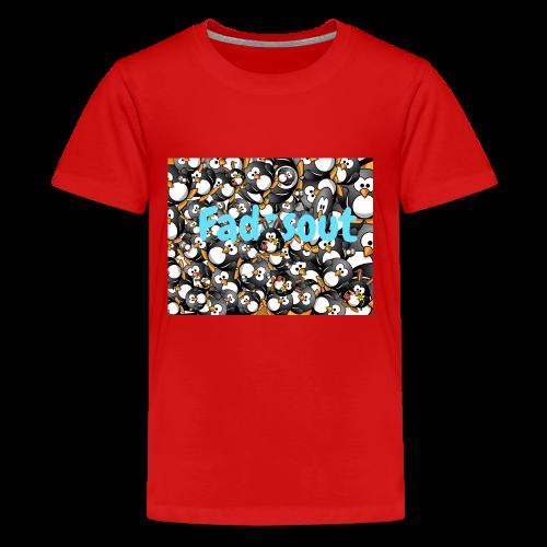 fadesout - Kids' Premium T-Shirt