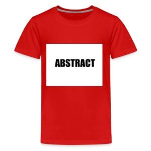 ABSTRACT - Kids' Premium T-Shirt