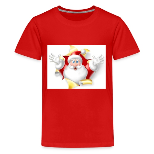 santa limited edition merch - Kids' Premium T-Shirt