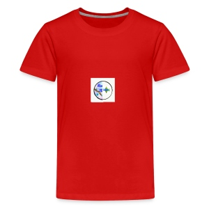 slime,sims all in one - Kids' Premium T-Shirt