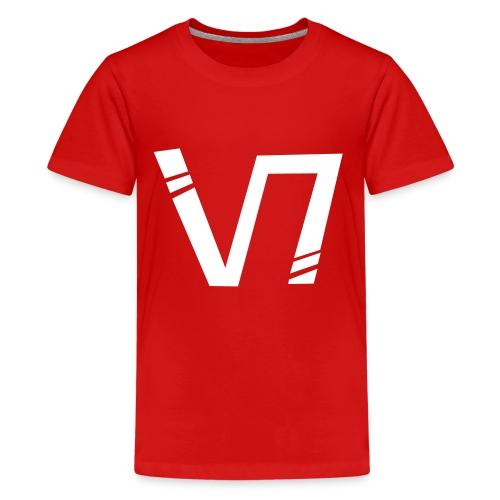 V7 Sniping Logo - Kids' Premium T-Shirt