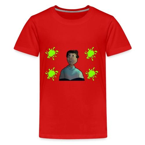 BatSplat logo - Kids' Premium T-Shirt