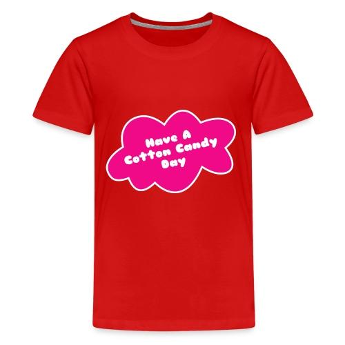 Cotton candy - Kids' Premium T-Shirt