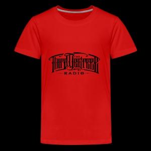 TDR - Tees Black Ink - Kids' Premium T-Shirt