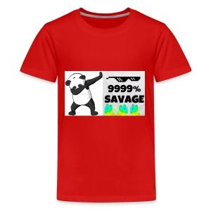 savage bra - Kids' Premium T-Shirt