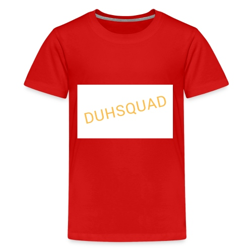 Duhsquad Tee - Kids' Premium T-Shirt