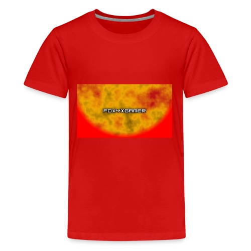 FoxyXGamers merch - Kids' Premium T-Shirt
