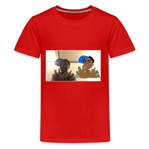 Cheick Zeba - Kids' Premium T-Shirt