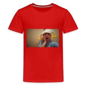 Kale Garrison Chicken Head - Kids' Premium T-Shirt
