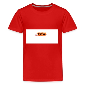 TGW holloween - Kids' Premium T-Shirt