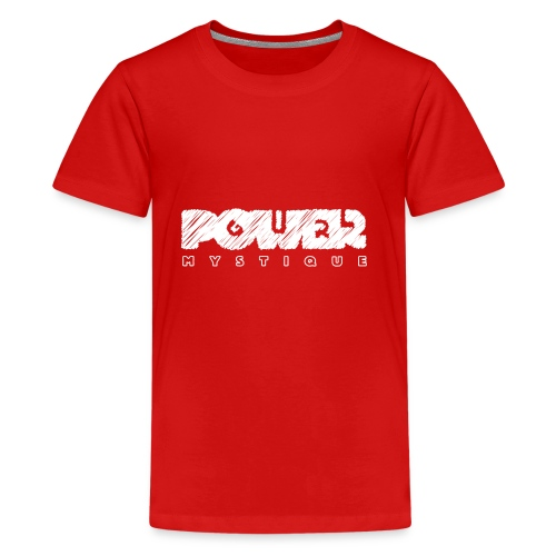 Gurl POWER mystique - Kids' Premium T-Shirt