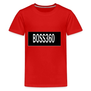 boss titre - Kids' Premium T-Shirt