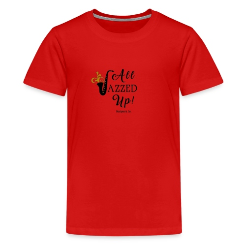 All Jazzed Up Designs & Co. - Kids' Premium T-Shirt