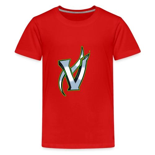 Vix V Symbol Altered - Kids' Premium T-Shirt