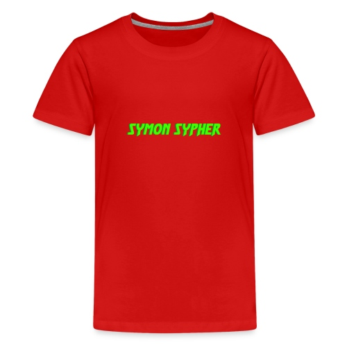 symon sypher - Kids' Premium T-Shirt