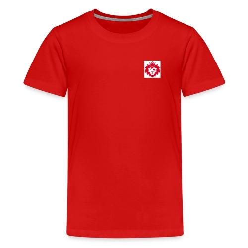 E JUST LION - Kids' Premium T-Shirt