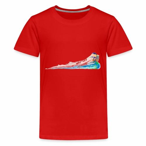 WAYOFFGAMING shirts - Kids' Premium T-Shirt