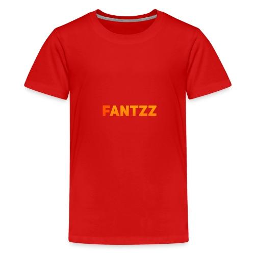 Fantzz Clothing - Kids' Premium T-Shirt