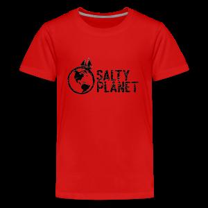 Salty Planet Dos - Kids' Premium T-Shirt