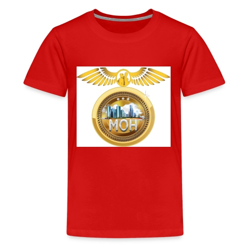 Mannunaki Order of Heavan - Kids' Premium T-Shirt