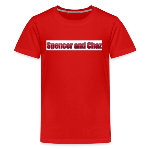 Spencer and Chaz - Kids' Premium T-Shirt