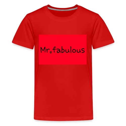 Fabulous - Kids' Premium T-Shirt