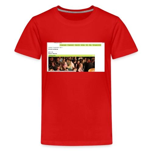 Ke pernyo foto 2017 03 28 10 00 47 - Kids' Premium T-Shirt