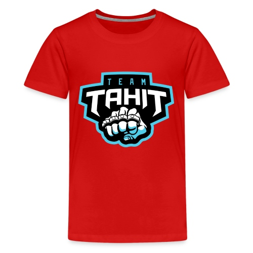 Team Tahit1 2 - Kids' Premium T-Shirt