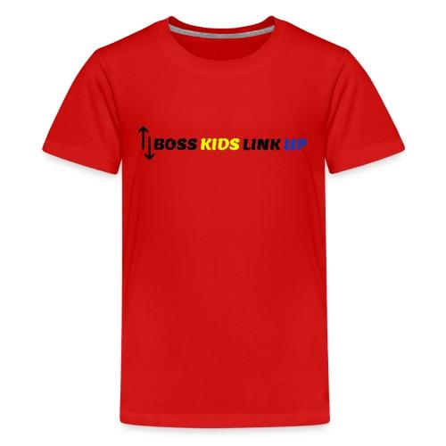 Boss Kids Link 2 - Kids' Premium T-Shirt