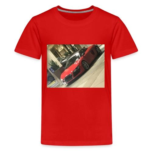 E02761A8 5926 4919 A9ED AB088304C990 - Kids' Premium T-Shirt