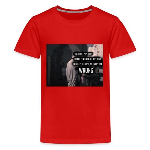 NF Epiphany Shirt - Kids' Premium T-Shirt