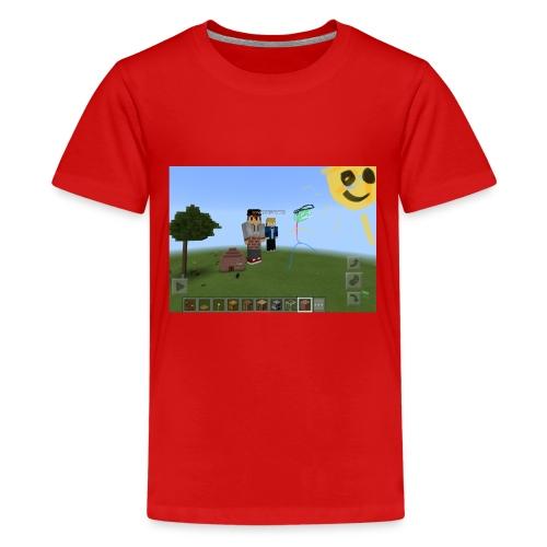 BDFF60F7 EFB4 43B2 97CA 532493271DDB - Kids' Premium T-Shirt