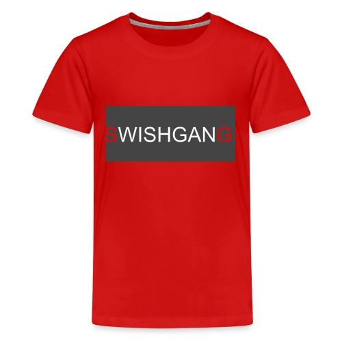 SWISHGANG2 - Kids' Premium T-Shirt