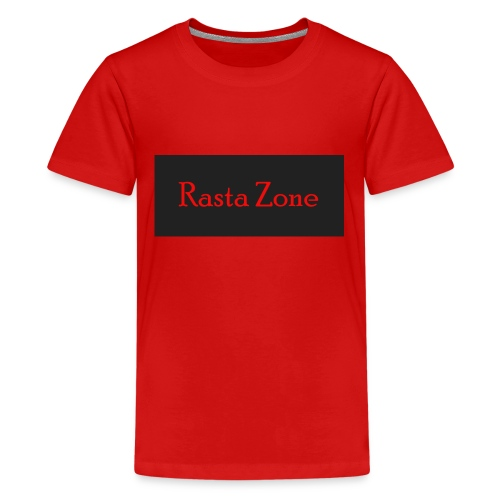 Rasta Zone - Kids' Premium T-Shirt