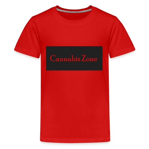 Cannabis Zone - Kids' Premium T-Shirt