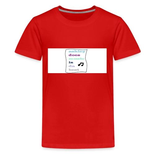 who likes this - Kids' Premium T-Shirt