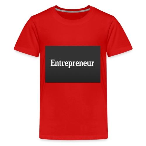 Entrepreneur - Kids' Premium T-Shirt