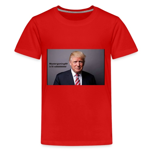 Mastergaming69 is Lit xdddddddddd - Kids' Premium T-Shirt