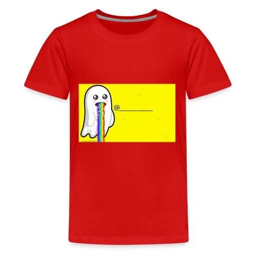 Snapchat - Kids' Premium T-Shirt