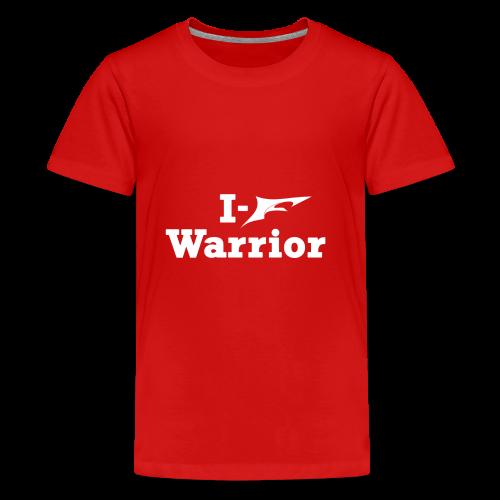Fledge Fitness Sports gear - Kids' Premium T-Shirt