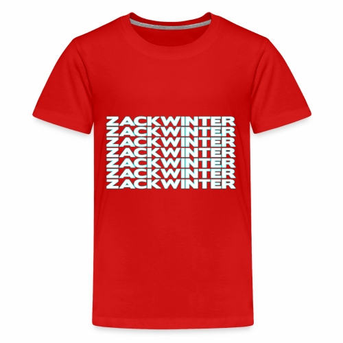 zackwinter - Kids' Premium T-Shirt
