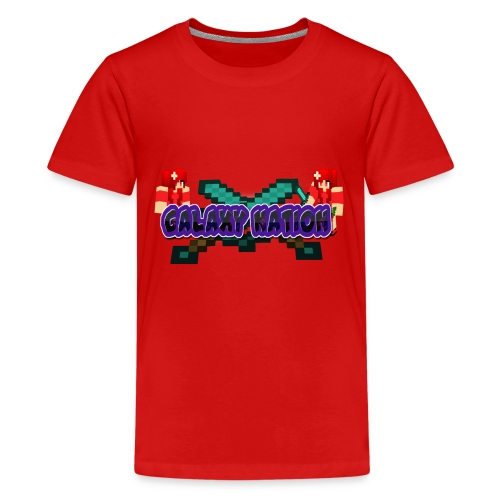 Galaxy Logo 1 - Kids' Premium T-Shirt