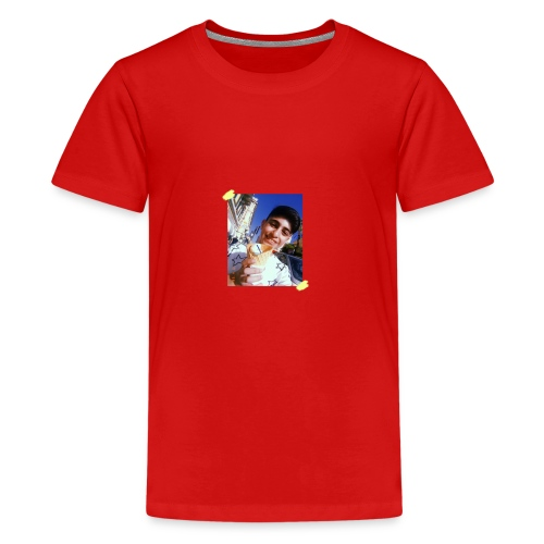 WITH PIC - Kids' Premium T-Shirt