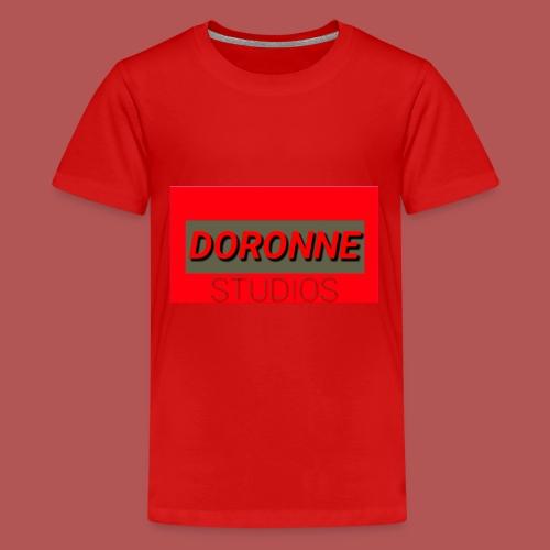 Marvel based logo - Kids' Premium T-Shirt
