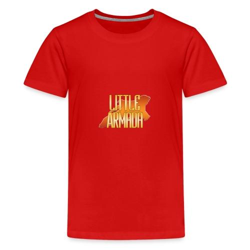 Little Armada Team Logo - Kids' Premium T-Shirt