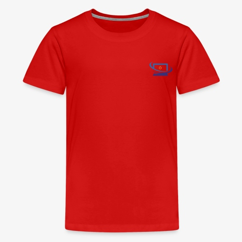 Techbay Logo - Kids' Premium T-Shirt