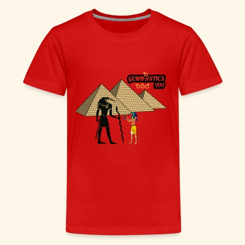 Thoth and the shadow self - Kids' Premium T-Shirt