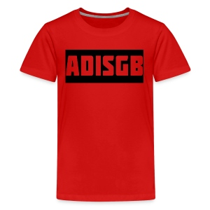 AdiSGB Official Tshirt - Kids' Premium T-Shirt