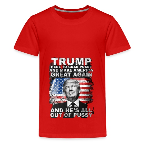 Trump Won! - Kids' Premium T-Shirt