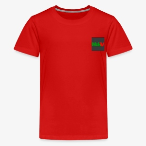 MohTV - Kids' Premium T-Shirt